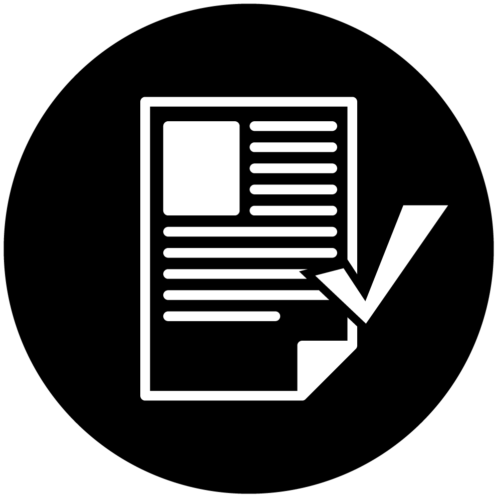 Icon Reinzeichnung