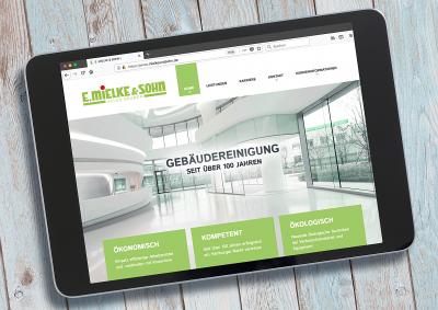 mielke-und-sohn,website,ipad,gebauede,modern,glas,retusche,postproduktion,layout,reinzeichnung